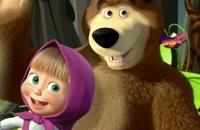 Masha E L'orso Forest Adventure