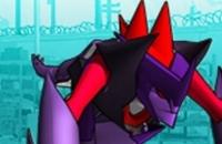 Transformers Super Mini Con Striker
