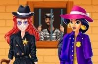 Jasmine Y Ariel Detectives