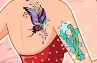 Tatuaje Diseño Salón 2