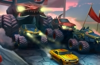 Mad Truck Challenge-WebGL