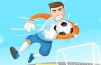 Speel nu het nieuwe voetbal spelletje Penalty Superstar
