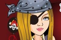 Piraten-Karneval Verkleiden