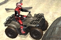 ATV Trials Strand