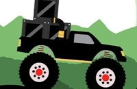 Monster Truck - Entrega Bosque