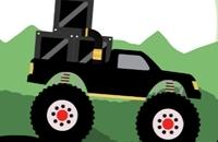 Monster Truck - Wald Lieferung