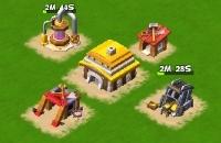 Jugar un nuevo juego: Furia De Clanes