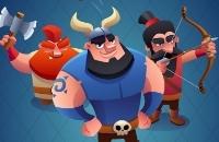 Jugar un nuevo juego: Furia De Vikingos
