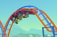 Jugar un nuevo juego: Rollercoaster Creator Expreso