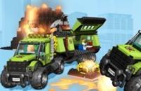 Jugar un nuevo juego: Lego City: Exploradores Volcán