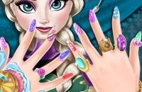 Jugar un nuevo juego: Ice Queen Nails Spa