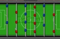 Speel nu het nieuwe voetbal spelletje Foosball