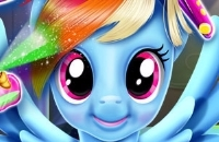 Haircuts Reali Di Rainbow Pony