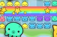 Puzzle De Baboo: Rainbow