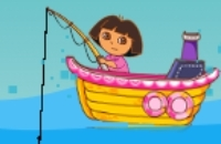 Joue à: Dora Fishing