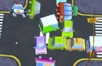 Verkehr Chaos