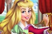 Schlafen Prinzessin Schrank