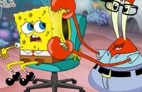 Spongebob-Ohrchirurgie