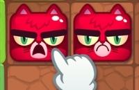 Jugar un nuevo juego: Rompecabezas Feliz De Los Gatitos