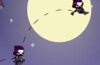 Erstaunlicher Ninja