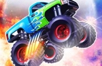 New Game: Racing Monster Trucks