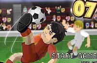 Speel nu het nieuwe voetbal spelletje Kampioenen 2007