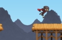 Carrera De Ninja