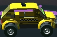Simulatore Dell'automobile Del Giocattolo
