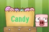 Süßigkeiten Schwein