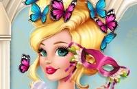 Jugar un nuevo juego: Audrey Venecia Moda Carnaval