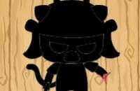 Spinner Del Gato Del Samurai