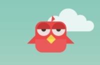 Braver Vogel