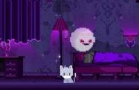 Chat Et Fantômes
