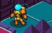 Jugar un nuevo juego: Exit Isol8