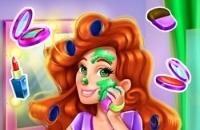 Jugar un nuevo juego: Jessie Rockstar Real Makeover
