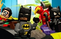 New Game: LEGO® DC Mighty Micros