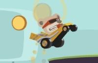 Jugar un nuevo juego: Funky Karts