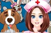Jugar un nuevo juego: Hospital De Animales