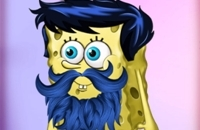 Tiempo De Afeitado Bob Esponja