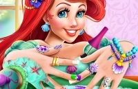 Zeemeermin Prinses Nails Spa