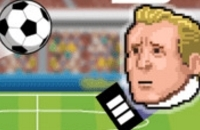 Speel nu het nieuwe voetbal spelletje Soccer Heads