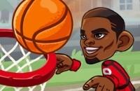 Jugar un nuevo juego: Trick Hoops: Edición Puzzle