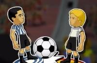 Speel nu het nieuwe voetbal spelletje Flicking Soccer