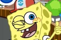 Jugar un nuevo juego: Bob Esponja Pokemon Ir