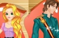 Rapunzel Si Divide Con Flynn