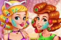 Boho Princesses Real Makeover