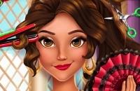 Latina Prinzessin Real Haircuts