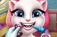 Kitty Real Zahnarzt