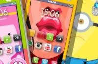 Gestalten Sie Ihr Telefon