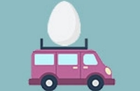 New Game: Eggs And Cars